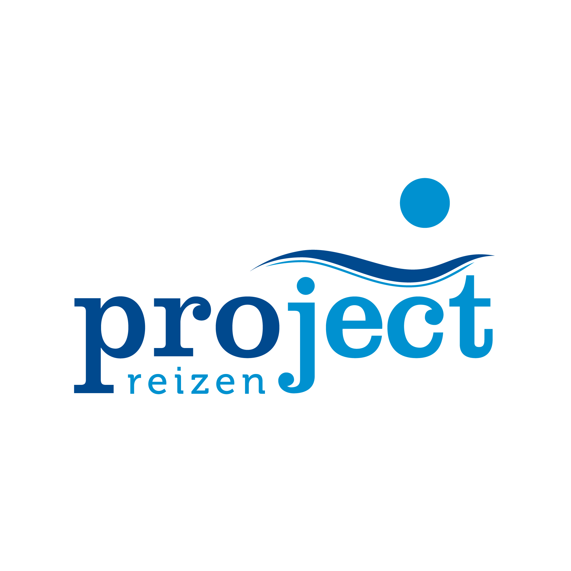 Logo-Project reizen