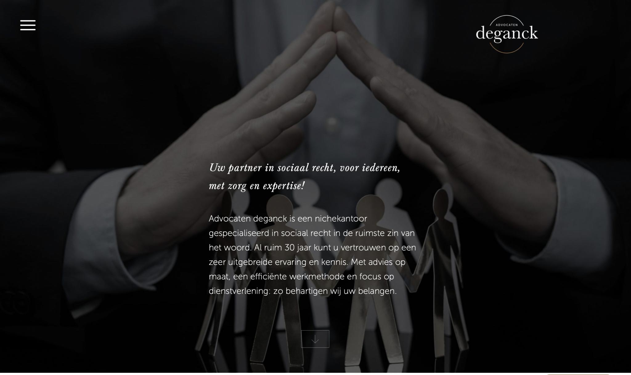 Vrije beroepen - Advocaten Deganck