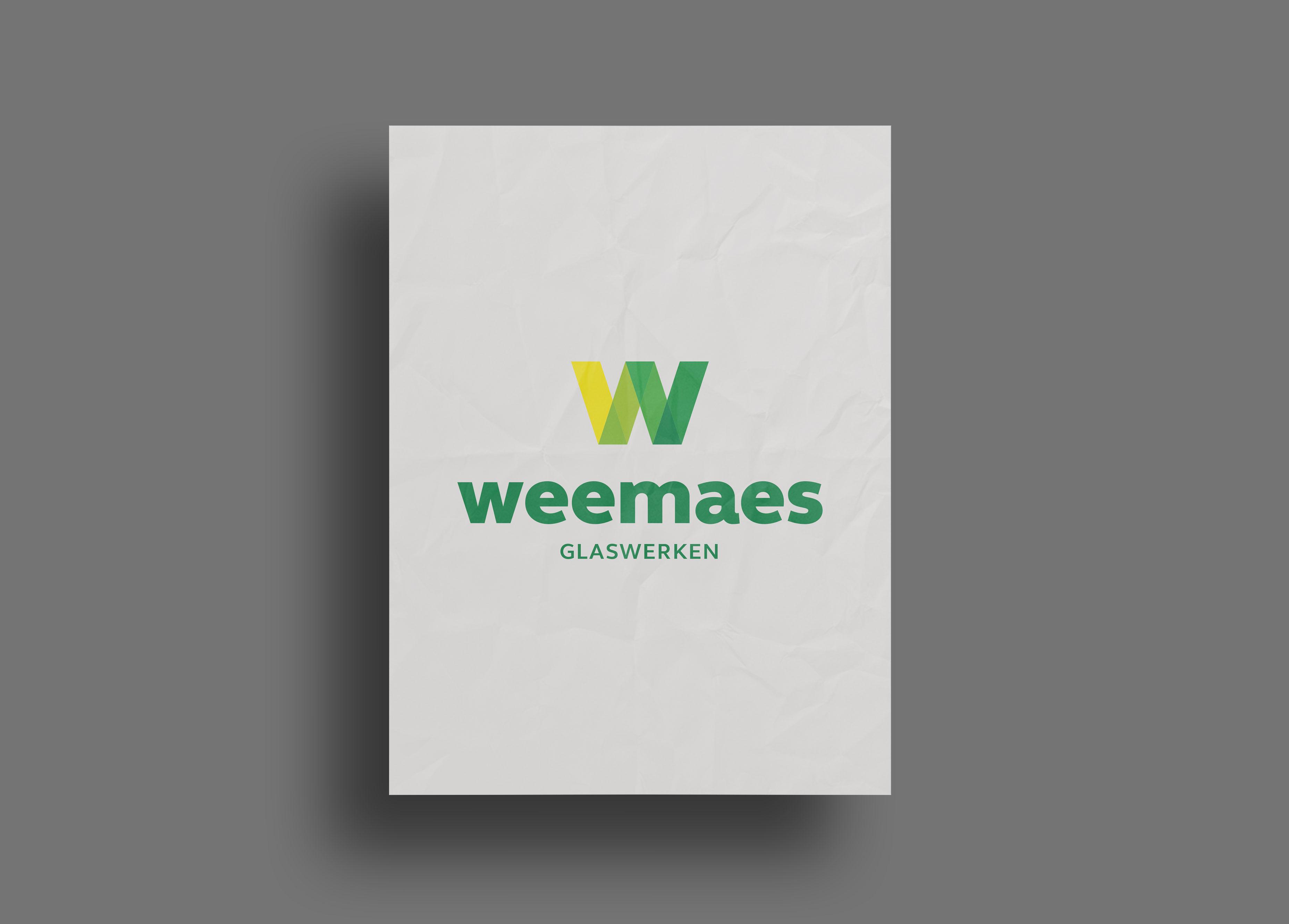 Weemaes-glas-logo